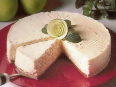 Cheese Cake de Manzana