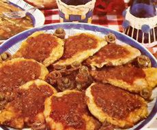 Escalopes al Marsala